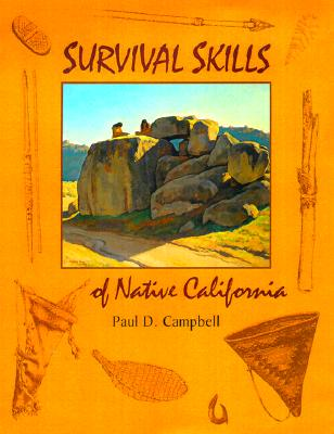 Survival Skills of Native Califofnia Cover Image
