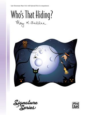 Who's That Hiding?: Sheet (Signature) Cover Image