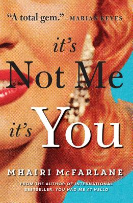 It's Not Me, It's You Cover