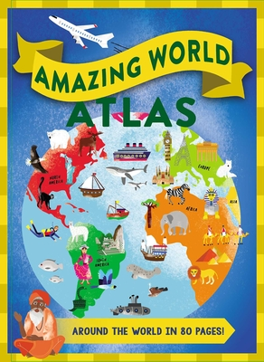 Amazing World Atlas Cover Image