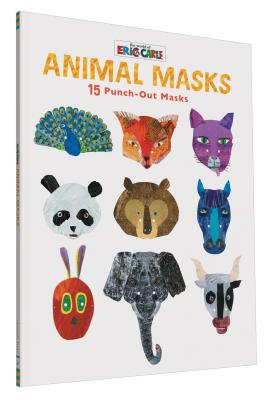 The World of Eric Carle(TM) Animal Masks Cover Image