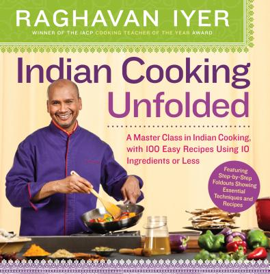 Indian Cooking Unfolded Cover