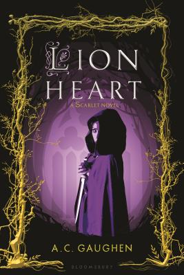 Lion Heart: A Scarlet Novel Cover Image