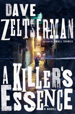 A Killer's Essence Cover