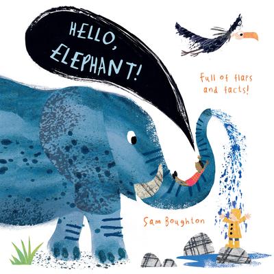 Hello, Elephant! Cover Image