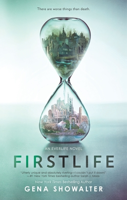 Firstlife (Everlife Novel) Cover Image