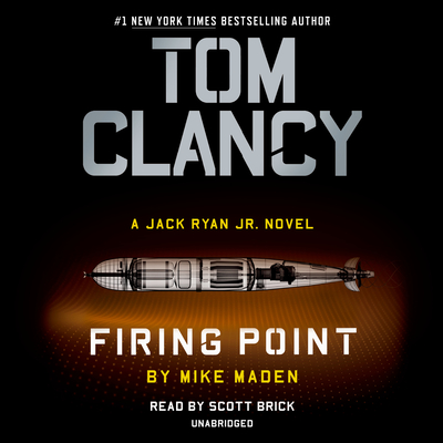 Tom Clancy Firing Point (A Jack Ryan Jr. Novel #7) Cover Image