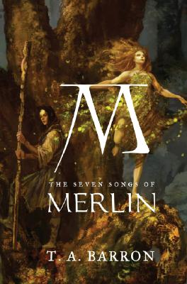 The Seven Songs of Merlin (Lost Years of Merlin #2) Cover Image