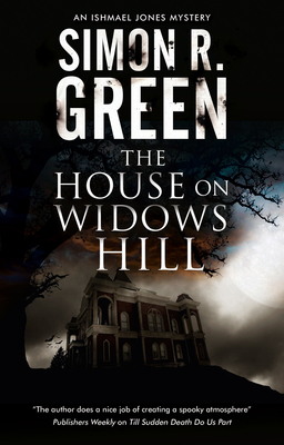 The House on Widows Hill (Ishmael Jones Mystery #9) Cover Image