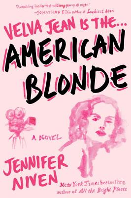American Blonde Cover