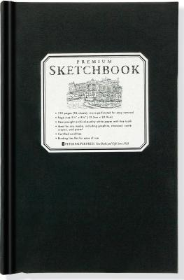 Premium Sketchbook Small Cover Image