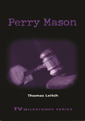 Perry Mason (TV Milestones) Cover Image