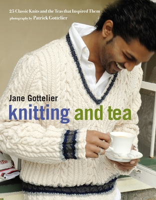 Cover for Knitting and Tea