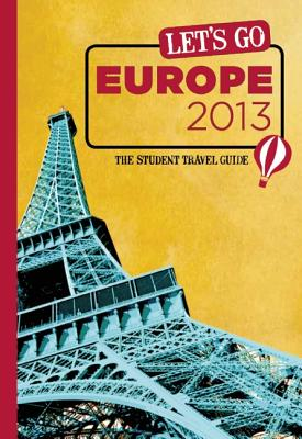 Let's Go Europe 2013 Cover