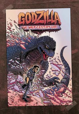 Godzilla: The Half Century War Cover Image