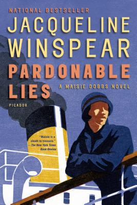 Pardonable Lies: A Maisie Dobbs Novel (Maisie Dobbs Novels #3) Cover Image