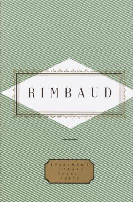 Rimbaud: Poems (Everyman's Library Pocket Poets Series) Cover Image