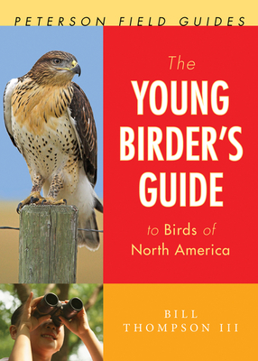 The Young Birder's Guide to Birds of North America (Peterson Field Guides) Cover Image