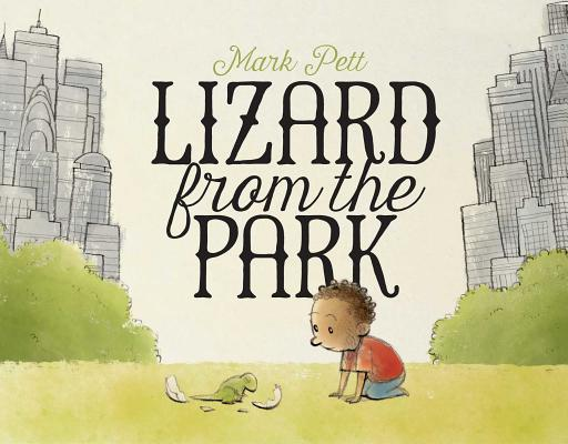 Lizard from the Park Cover Image