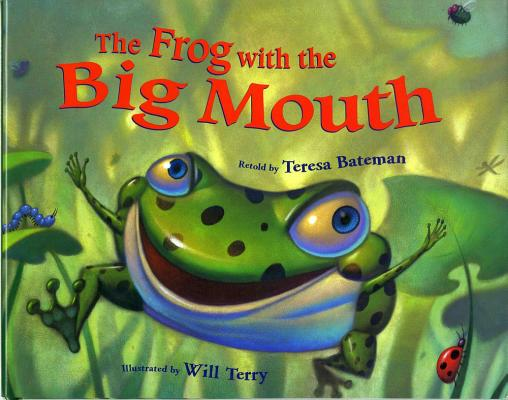 The Frog with the Big Mouth Cover