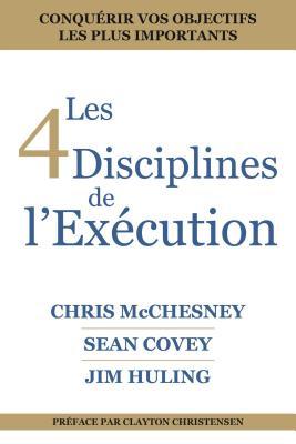 Les 4 Disciplines de l'Exécution Cover Image