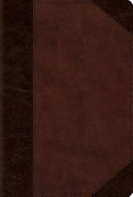 ESV Devotional Psalter (Trutone, Brown/Walnut, Portfolio Design) Cover Image