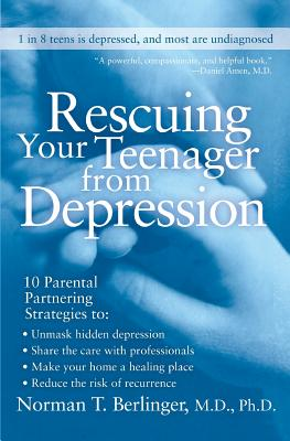 Rescuing Your Teenager from Depression Cover Image