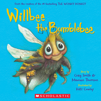 Willbee the Bumblebee Cover Image