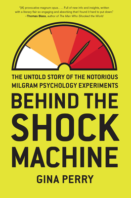 Behind the Shock Machine Cover