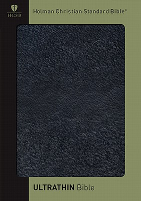 Ultrathin Bible-HCSB Cover