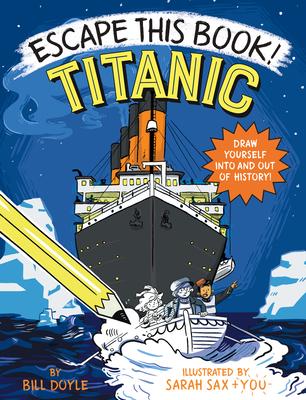 Escape This Book! Titanic Cover Image