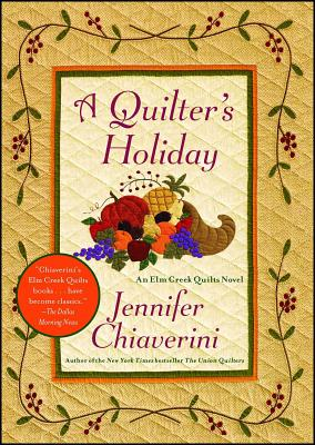 A Quilter's Holiday Cover