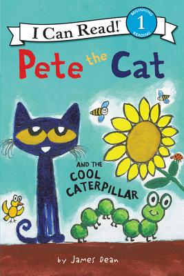 Pete the Cat and the Cool Caterpillar (I Can Read Level 1) Cover Image