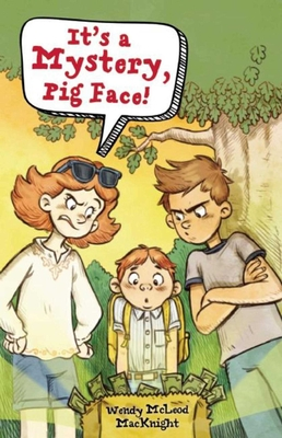 It's a Mystery, Pig Face! Cover