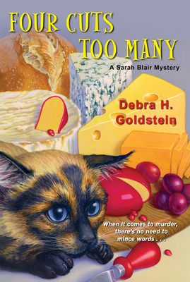 Four Cuts Too Many (A Sarah Blair Mystery #4) Cover Image