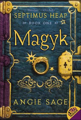 Magyk Cover Image
