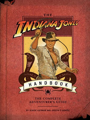 The Indiana Jones Handbook Cover