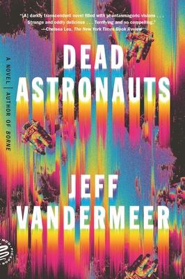Cover for Dead Astronauts