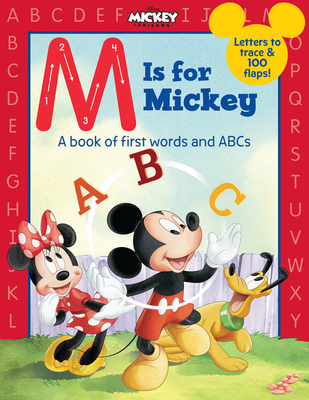 M Is for Mickey Cover
