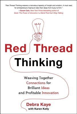 Cover for Red Thread Thinking