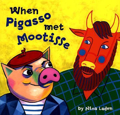 When Pigasso Met Mootisse Cover