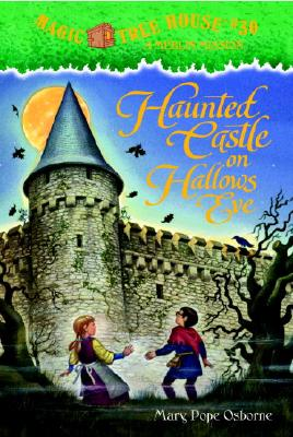 Haunted Castle on Hallow's Eve Cover