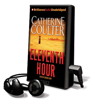 Eleventh Hour [With Earbuds] (Playaway Adult Fiction) Cover Image