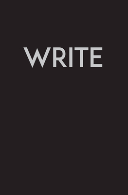 Write - Medium Black (Creative Keepsakes #16) Cover Image