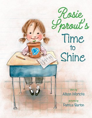 Rosie Sprout's Time to Shine Cover
