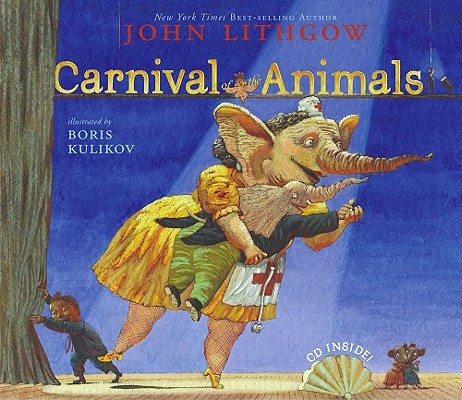 Carnival of the Animals [With CD] Cover