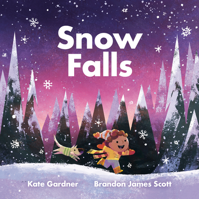 Snow Falls Cover Image