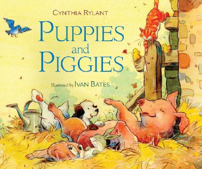 Puppies and Piggies Cover