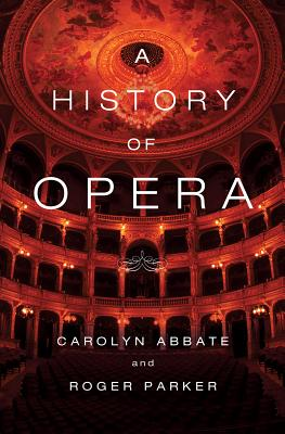 A History of Opera Cover Image