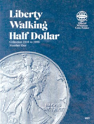 Coin Folders Half Dollars (Liberty Walking #1) Cover Image